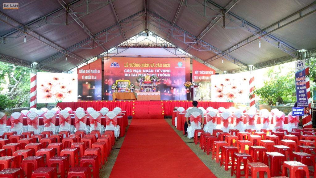 Tổ chức sự kiện tại Nam Định
