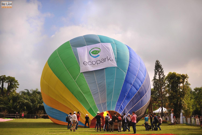 tổ chức sự kiện tại ecopark