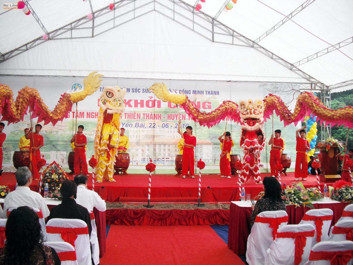Tổ chức sự kiện tại Lai Châu
