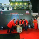 Lễ khai trương phòng trưng bày ô tô Mitsubishi Tôn Thất Tùng