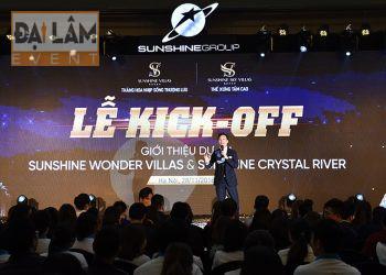 Tổ chức Lễ Kick off dự án