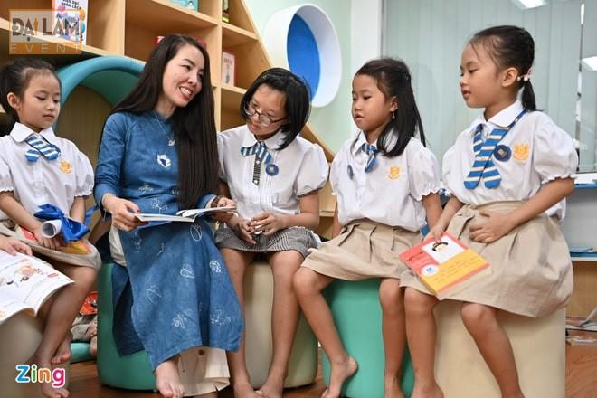 tổ chức chương trình hướng nghiệp cho trẻ