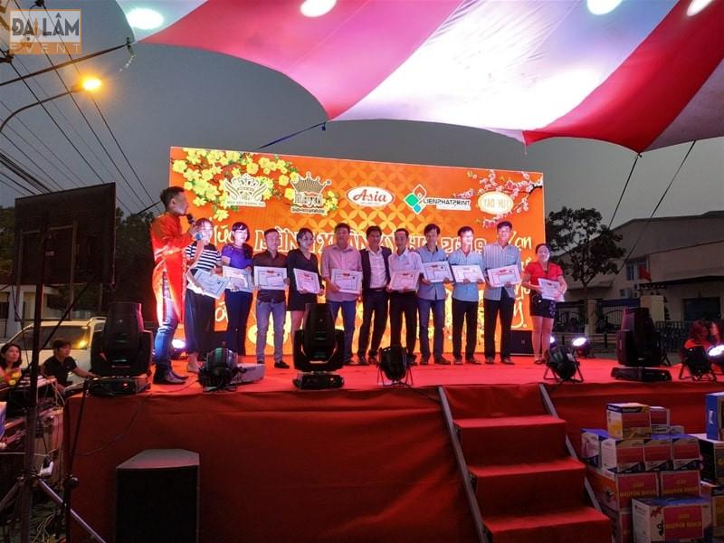 Sự kiện trao giải thưởng
