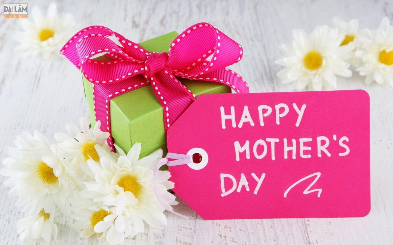 tặng quà gì trong ngày của mẹ