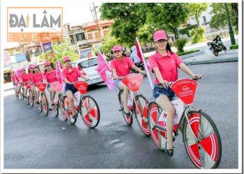 lưu ý khi tổ chức chạy roadshow xe đạp thành công